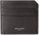 Saint Laurent Leather Card Case