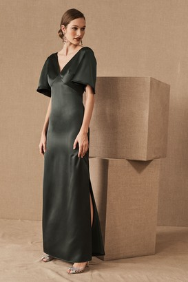 Monique Lhuillier Bridesmaids Caswell Dress
