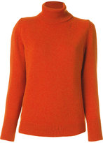 Etro roll neck sweatshirt