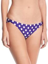 Kate Spade Classic Polka-Dot Bikini Bottom
