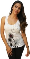 Metal Mulisha Women's Dandy Lion Tank Top