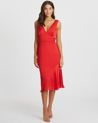 Chancery Bronte Midi Dress