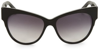 Cat Eye Bolero 58MM Sunglasses