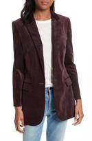 Rebecca Minkoff Women's Merilee Velvet Jacket