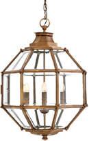 Eichholtz Owen Lantern - Antique Brass Medium