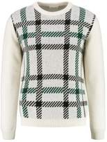 Wood Wood Latimer Jumper Off White