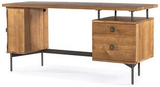One Kings Lane Kim Desks - Standard Desks - Dove Oak