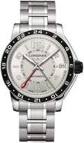 Longines Admiral GMT Men's Watch L3.668.4.76.6