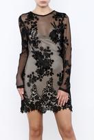 Sky Indy Mini Dress