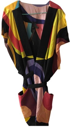 Bernhard Willhelm Multicolour Silk Dresses