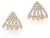 Bloomingdale's Diamond Micro Pavé Earrings in 14K Yellow Gold, .40 ct. t.w