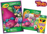 Crayola Trolls Colouring Bundle