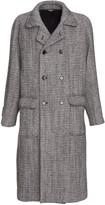 Dolce & Gabbana Chevron Double-breasted Coat