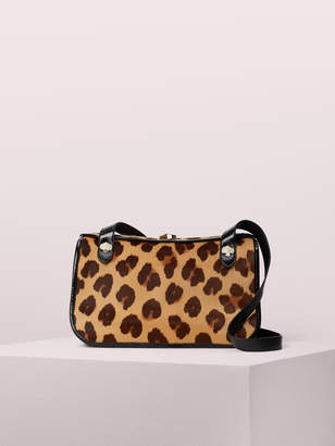 Kate Spade farrah haircalf large shoulder bag