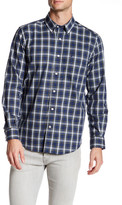 Nautica Long Sleeve Wrinkle Resistant Classic Fit Shirt