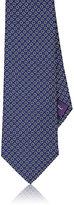 Ralph Lauren Purple Label MEN'S CIRCLE-PATTERNED SILK FAILLE NECKTIE