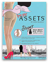 Sara Blakely ASSETS by High Waist Mid-Thigh Super Control Shaper Shapewear