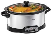 Hamilton Beach Programmable 7-Qt. Slow Cooker