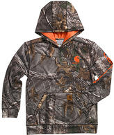 Carhartt Orange & Realtree Xtra® Camo Hoodie - Boys