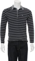 Zegna Sport Striped Polo Shirt