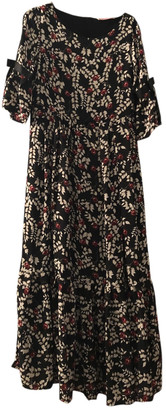 Silvian Heach Black Polyester Dresses