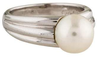Cartier Pearl Ring
