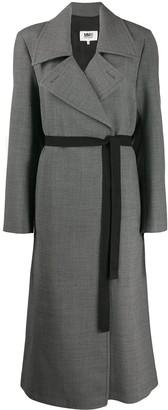 MM6 MAISON MARGIELA Techno-Wool Coat