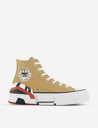 Converse CPX 70 canvas high-top trainers