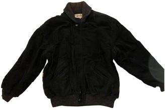 JC de CASTELBAJAC Black Velvet Jackets