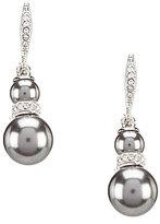 Nadri Pearl Drop Earrings