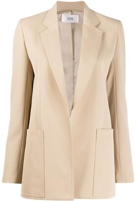 Victoria Victoria Beckham Oversized Longline Blazer