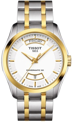 Tissot Couturier Powermatic 80 Watch, 39mm