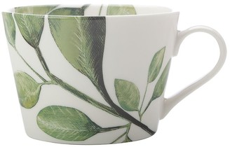 Maxwell & Williams Winter Bloom Mug 450ml Olive