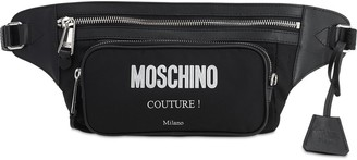Moschino Logo Belt Bag