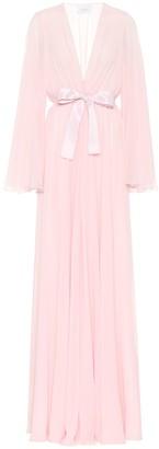 Giambattista Valli Silk-organza gown