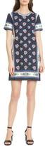 Tory Burch Print T-Shirt Dress