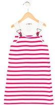 Junior Gaultier Girls' Striped Sleeveless Dress