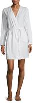 DKNY Cotton Wrap Robe