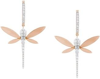 Anapsara dragonfly earrings