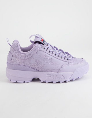 Fila Disruptor II Embroidery Womens Shoes