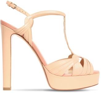 Francesco Russo 130mm Leather Sandals
