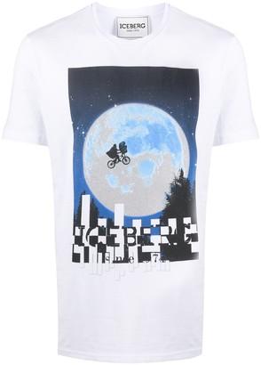 Iceberg ET printed T-shirt