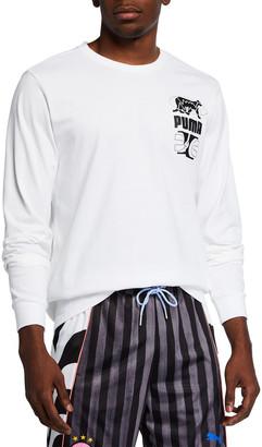Puma Men's Parquet Graphic T-Shirt