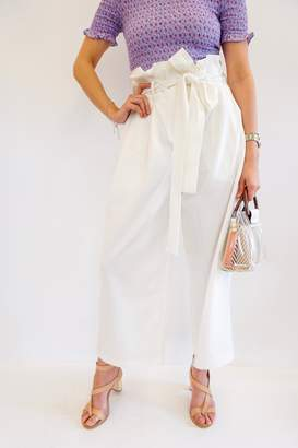 Renamed Clothing Mia Paperbag Pants