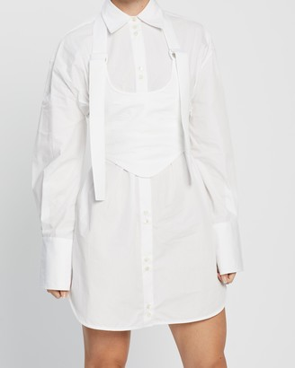 Ellery Godwin Shirt Dress