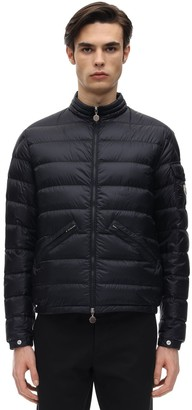 Moncler AGAY QUILTED NYLON DOWN JACKET