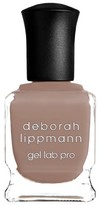 Deborah Lippmann Message In A Bottle Gel Lab Pro Nail Color - Beachin