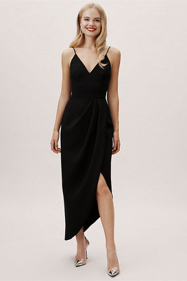 BHLDN Caron Dress By in Black Size 8