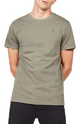 G Star Zaddle Cotton Tee