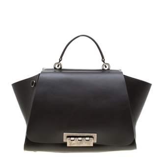 Zac Posen Grey Leather Handbags